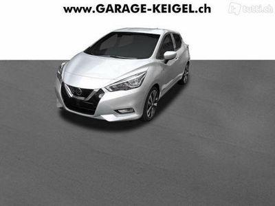 gebraucht Nissan Micra 0.9 IG-T Tekna