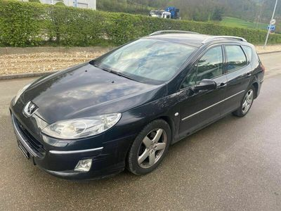 gebraucht Peugeot 407 SW 3.0 ST Dynamic Automatic