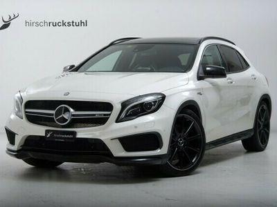 gebraucht Mercedes GLA45 AMG GLA-KlasseAMG 4Matic