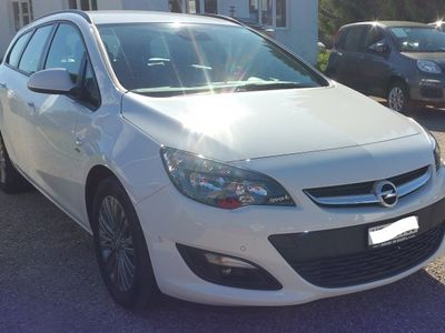 gebraucht Opel Astra SportsTourer 1.6i 16V Turbo Drive