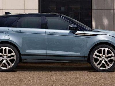 gebraucht Land Rover Range Rover evoque RR EVOQUE NewS P200 2019