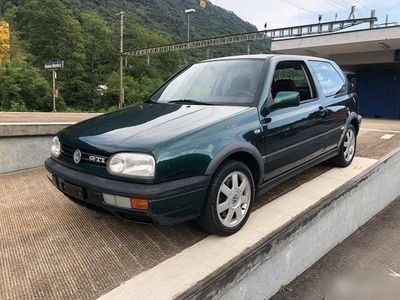 gebraucht VW Golf 3 GTI EDITION