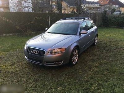 gebraucht Audi A4 Avant 2.0 TFSI