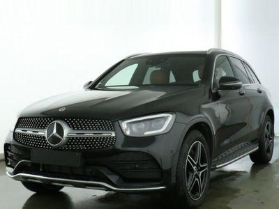 gebraucht Mercedes GLC300 AMG Line 4Matic 9G-Tronic