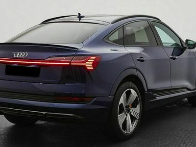 gebraucht Audi E-Tron - Sportback 50 S Line quattro