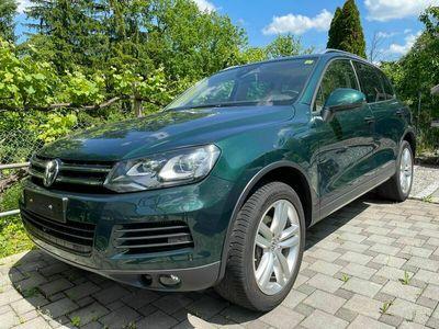 gebraucht VW Touareg 3.0 V6 TDI 240 BlueMT