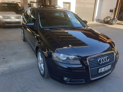 gebraucht Audi A3 Sportback 2.0 16V FSI Attraction
