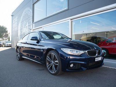 gebraucht BMW 440 i Coupé xDrive M Sport Steptronic