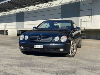 gebraucht Mercedes CL500 CL MercedesV8 / frisch ab Service