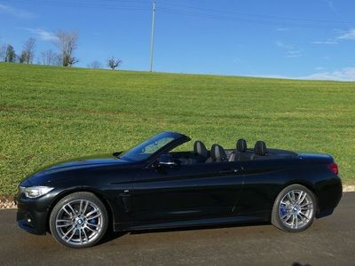 gebraucht BMW 435 4er i Cabriolet xDrive Steptronic