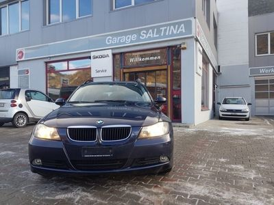 gebraucht BMW 320 d Touring more4you