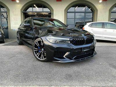 gebraucht BMW M5 5er M5 xDrive Competition Drivelogic 5erxDrive Competition Drivelogic