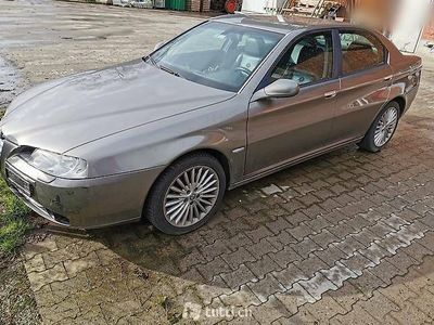 gebraucht Alfa Romeo 166 zu verkaufen OHNE MFK