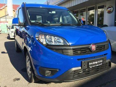 gebraucht Fiat Doblò Panorama 1.6 16V JTD 120 Easy 5P