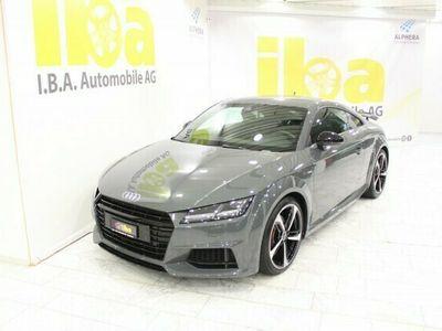 gebraucht Audi TT Cpé 2.0 TFSI S-line competition Aut.