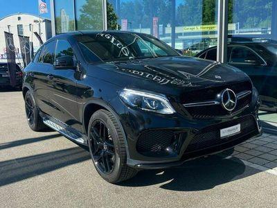 gebraucht Mercedes GLE400 GLE-KlasseGLE Coupé 400 4Matic 9G-Tronic