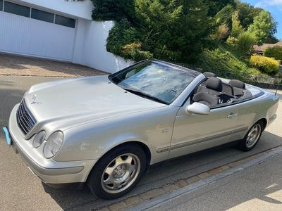 gebraucht Mercedes CLK200 CLK -Klasse A208 Cabrio