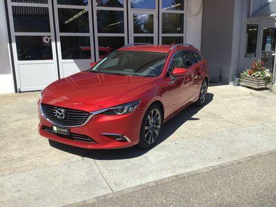 gebraucht Mazda 6 Sport Wagon 2.2 D HP Revolution