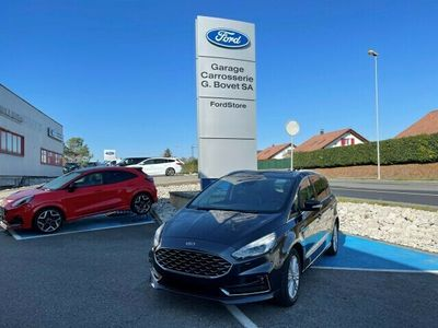 gebraucht Ford S-MAX 2.5 Hybrid Vignale FHEV