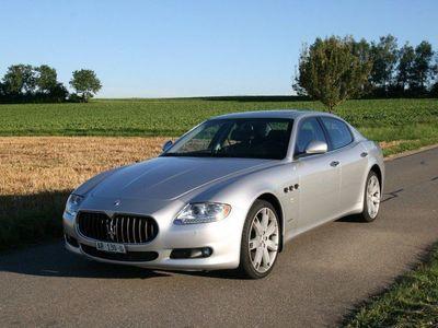gebraucht Maserati Quattroporte 4.2 V8 Automatica - Modificata / Facelift