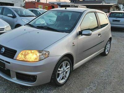 gebraucht Fiat Punto 1.4 16V Sporting