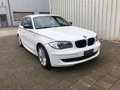 gebraucht BMW 123 1er d M-Packet Jg 2008 MFK 19.11.2019.