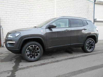 gebraucht Jeep Compass 1.3 PHEV TrailAWD