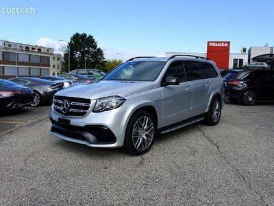 gebraucht Mercedes GLS63 AMG 4Matic Speedshift Plus...