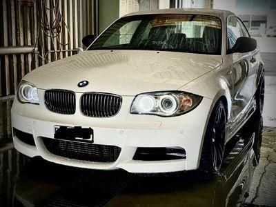 gebraucht BMW 135 Coupé 1er Schönes 135i Coupé E82 1er Schönes i E82