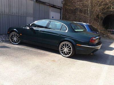 gebraucht Jaguar S-Type s-typ 2.7d