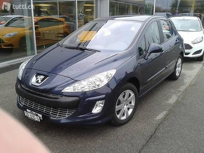 gebraucht Peugeot 308 2.0 HDI