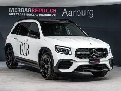 gebraucht Mercedes GLB250 AMG Line 4 MATIC