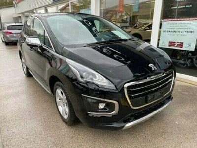 gebraucht Peugeot 3008 1.6 THP Sensation