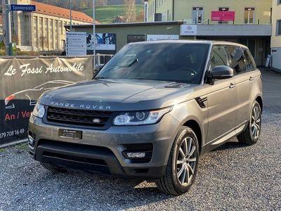 gebraucht Land Rover Range Rover Sport 3.0 SDV6 Autobiograph