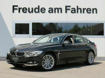gebraucht BMW 435 Gran Coupé 4er i xDrive Luxury Line Steptronic