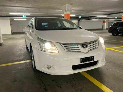 gebraucht Toyota Avensis Sportswagon 2.0 Linea Luna