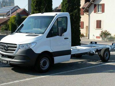 gebraucht Mercedes Sprinter 317 CDI Lang Chassis