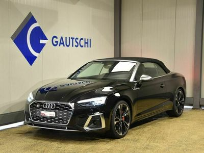 gebraucht Audi RS5 S5 / RS5 S5 Cabriolet 3.0 TFSI quattro tiptronic S5 /S5 Cabriolet 3.0 TFSI quattro tiptronic