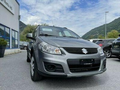 gebraucht Suzuki SX4 1.6 GL 4WD