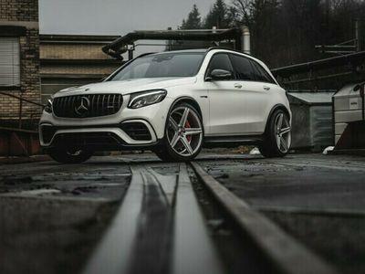 gebraucht Mercedes GLC63 AMG S AMG 4Matic+ 9G-Tronic