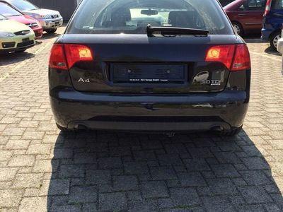 gebraucht Audi A4 Avant 3.0 V6 TDI quattro