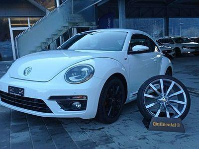 gebraucht VW Beetle 2.0 TSI BMT Sport