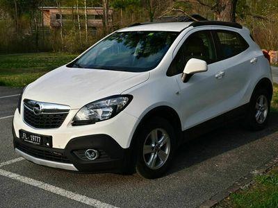 gebraucht Opel Mokka X Mokka X 1.4I 16V TURBO 4WD1.4I 16V TURBO 4WD