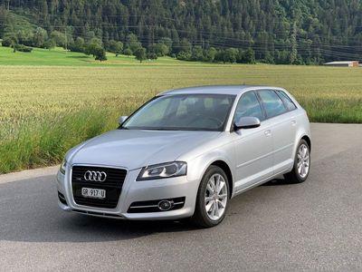gebraucht Audi A3 Sportback 1.8 TFSI Ambition quattro