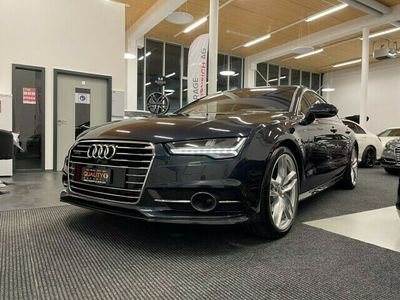gebraucht Audi A7 Sportback  3.0 TDI S-Line quattro S-tronic