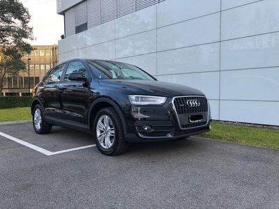gebraucht Audi Q3 2.0 TFSI quattro S-tronic