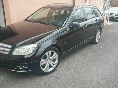 gebraucht Mercedes C350 C-KlasseCDI (320 CDI) Avantgarde 4Matic 7G-Tronic