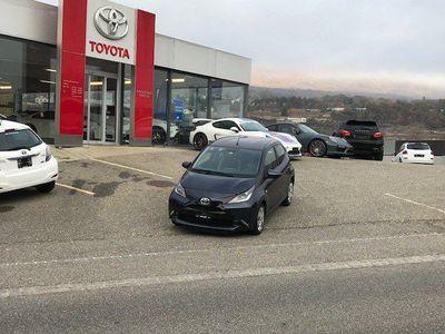 gebraucht Toyota Aygo 1.2 VVT-i x-play