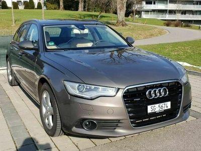 gebraucht Audi A6 Allroad A6 3.0TDI 2014