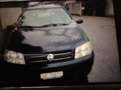 gebraucht Fiat Punto 1.2 8V 2005